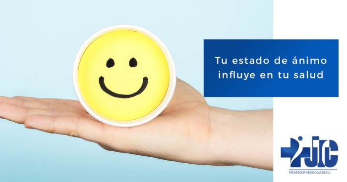 Tu estado de ánimo influye en tu salud